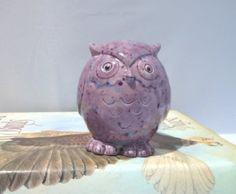 Ceramic Owl :)