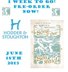 Not long now. Song Of The Sea, Orphan Girl, Maid, Novels, Author, Songs, Maids, Writers, Song Books