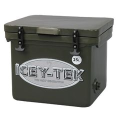 25 litre cool box Icey-Tek camping cooler