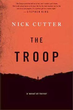 Sassy Peach, Book Blogger: The Troop: A Novel of Terror