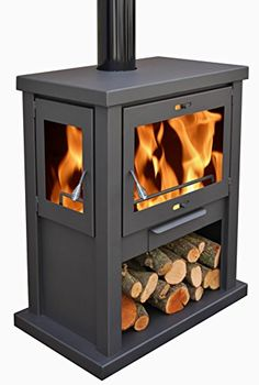 Chiminea, Wood Burner, Home Deco, Stove, Building A House, Home Appliances, Interior Design, Berlin, Pizza Ovens