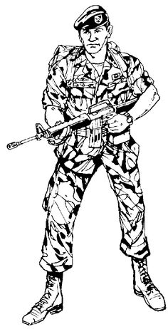 freemilitary printable coloring pages | Military Coloring Page ...