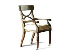 Sam Moore Gabrielle Occasional Chair Choice Of Finish Fabric Leath