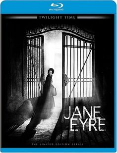 Jane Eyre (1944) - Blu-Ray (Twilight Time Ltd. Region Free) Release Date: Available Now (Screen Archives Entertainment)