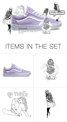 """//volelow van tag?//"" by maggiesmelody ❤ liked on Polyvore featuring art"