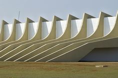 Oscar Niemeyer  Ministry of Defense Complex Brasilia  1968