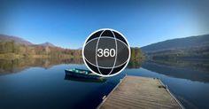 Através do Facebook, usuários podem não apenas visualizar um panorama: é possível tanto tocar sobre a imagem quanto usar o giroscópio do celular para interagir de modo ativo com o cenário