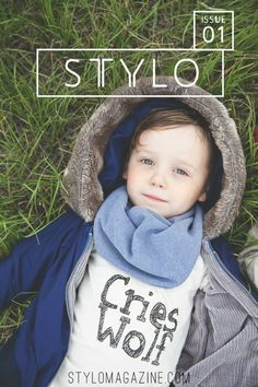 STYLO! The first fashion forward kids #sewing pattern magazine - loads of ideas, tutorials and inspiration! All in photographic spreads from bloggers around the world...
