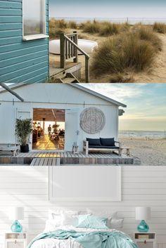 Casas de playa de madera Outdoor Decor, Home Decor, Coastal Homes, Seaside, Beach Houses, Wood, Decoration Home, Room Decor, Home Interior Design