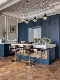 Hague Blue Cabinetry
