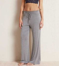 Aerie Wide Leg Sleep Pant.  Welcome to dreamland. #Aerie