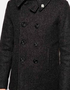 Image 3 of Fidelity Peacoat Made in USA