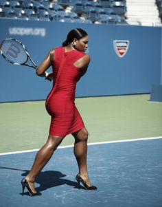 Serena and Venus Williams Lookbook
