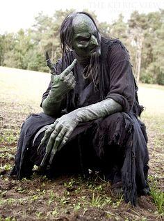 Swampwitch by ~BloodworxSander on deviantART