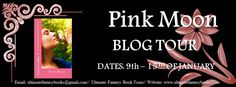 Blog Tour   Giveaway - Pink Moon by Tonya Coffey