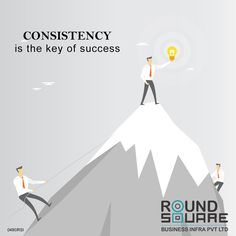 consistency is pretty essential to successfully change your life & your entire success! Consistency is the true key.. #Success