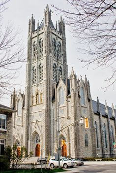 St. Mary's Cathedral, Kingston, Ontario