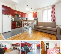 Rue Violet - Paris - 1-bedroom apartment - Rent