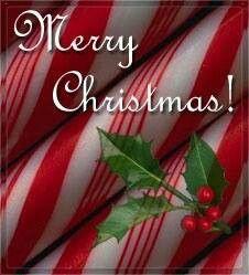 "A ""Candy Cane Christmas"""