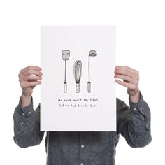 The Whisk Wasn't The Tallest Print at http://www.ohhdeer.com