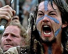 Tommy in Braveheart