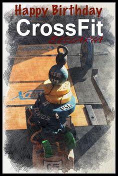 Happy Birthday CrossFit Bellaria Crossfit Funny, Crossfit Games, Happy Birthday, Baseball Cards, Superhero, Fictional Characters, Bday Cards, Happy Brithday, Urari La Multi Ani