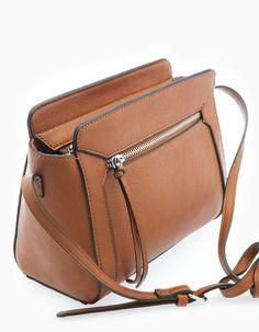 Chez Stradivarius, tu trouveras 1 Micro-sac satchel  pour femme pour seulement 12.95 France . Entre et découvre bien d'autres AFFICHER TOUT.