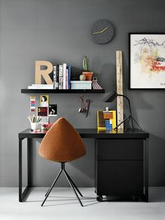Simple home office solution