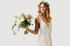 Free People's New Bridal Collection Is Bohemian and Beautiful