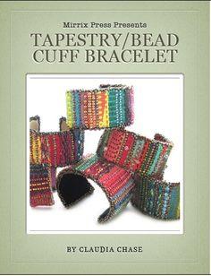 FREE Bead Cuff Bracelet Pattern