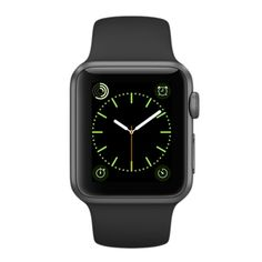 Check out our New Product Apple Iwatch Space Gray Aluminum Case with Black Sport Band COD Apple Watch Sport 38mm Space Gray Aluminum Case with Black Sport Band MJ2X2 Rs.30,900