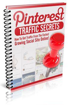 Pinterest Traffic Secrets PDF eBook With Resale Rights