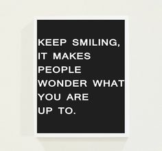 Keep Smiling!!  #feelbeautiful