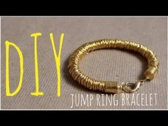 #DIY a FAB bracelet out of jump rings!