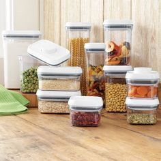 LOVE my OXO pop top containers!!!