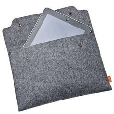 Felt envelope for iPad. You could make these.