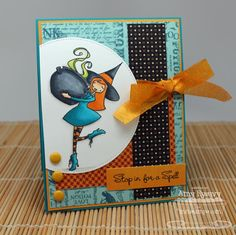 Stop in for a Spell by AmyR - Cards and Paper Crafts at Splitcoaststampers