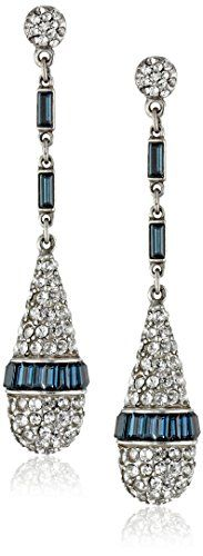 Ben-Amun Jewelry Silver-Tone Simulated Sapphire and Crystal Drop Earrings Ben-Amun Jewelry http://www.amazon.com/dp/B00M1D01FS/ref=cm_sw_r_pi_dp_ccA4ub1JD5JTE