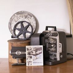 My Great Aunt and Great Uncle both had one of these.  We use to love watching ourselves!