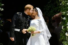 As Prince Harry and Meghan Markle Wed, a New Era Dawns - The New York Times