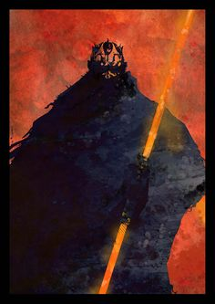 Darth Maul by Neil McClements