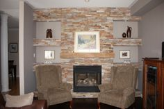 stone fireplaces | WHAT'S NEW OVER THE HILL?