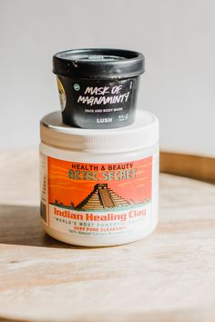 Mask of Magnaminty and Aztec Secret Indian Healing Clay mask. Very Dry Lips, Indian Healing Clay Mask, Lush Mask, Mask Of Magnaminty, Jade Face Roller, Body Mask, Face Massage, Best Face Mask, Moisturizer With Spf
