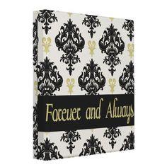 Forever & Always Binder