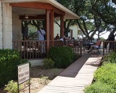 Pedernales Cellars (Stonewall, Texas) The BEST Texas hill country winery
