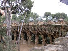 Some strange cave-type thing in the Parc Guell.   Эксклюзивные услуги в Барселоне и  Предлагаем услуги экскурсии  трансфер, отдых, #travel