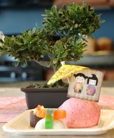 restlessrisa: Japanese Theme Birthday Party