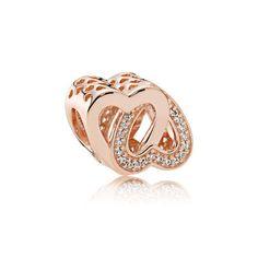 Entwined Love, PANDORA Rose™ & Clear CZ   PANDORA Jewelry US