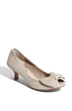 These are really cute and chic,and would also go with a million dresses!Not too high of a heel,either.