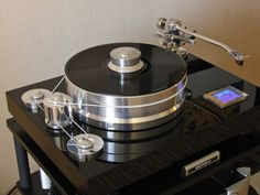 Pro-Ject Signature turntable